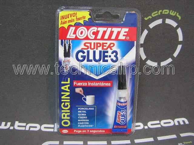 Loctite Super Glue-3 Original 3gr