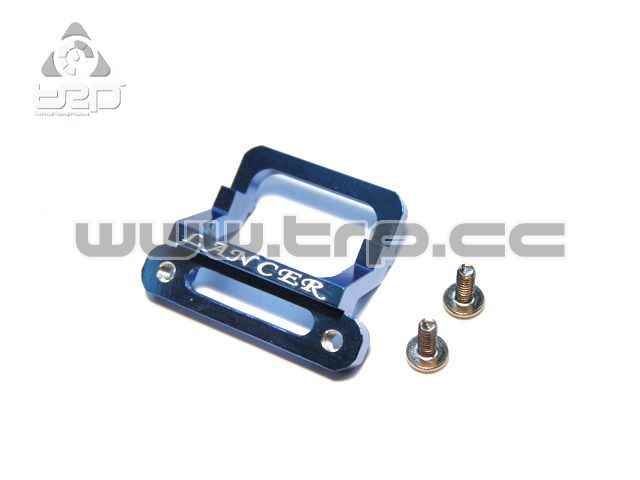GPM Aluminium Frontal Skid Plate for Xmod Evo Mitsubishi (Blue)