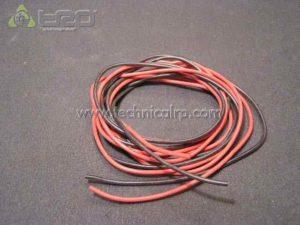 Cables de silicona 200C para radio control