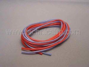 Cables de silicona 20G 200C i-mac para radio control