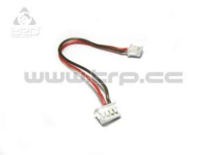 Cable silicona transponder GiroZ en Kyosho MiniZ MR03 y dNaNo