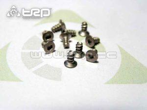 Tornillo M2X4 Titan. Hex(10u) Conic plastico para MiniZ