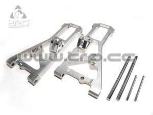 Team associated RC8 Brazo inferior frontal en Aluminio
