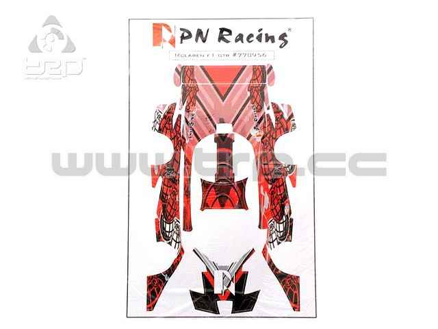 PN Decorative skins for McLaren F1 (Dec-6)