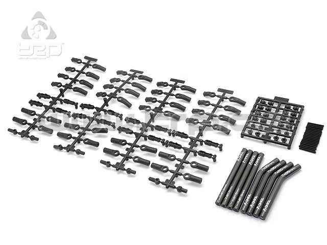 Axial Wraith Stage-1 Kit de Links en aluminio