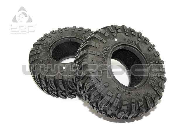 "Axial 1.9"" Ripsaw Tires Sticky Compound"