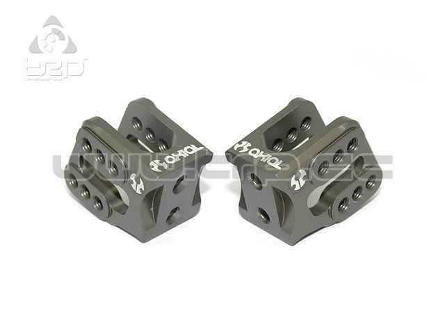 Axial Wraith Machined Link Mounts