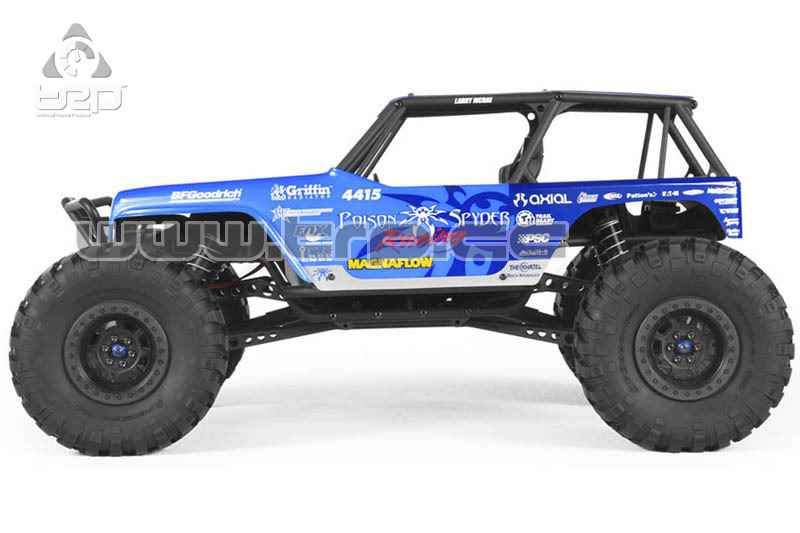 Axial Wraith Rock Racer 4WD Jeep Wrangler RTR