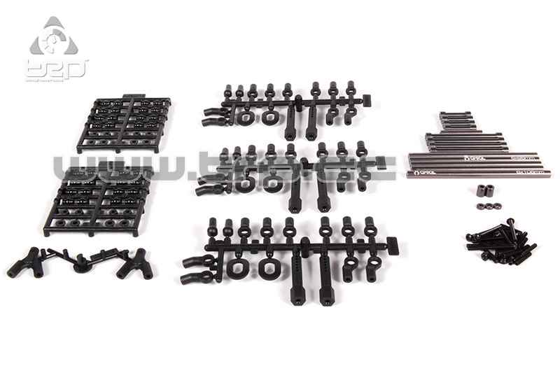 Axial SCX10 TR Links Set (305mm) WB