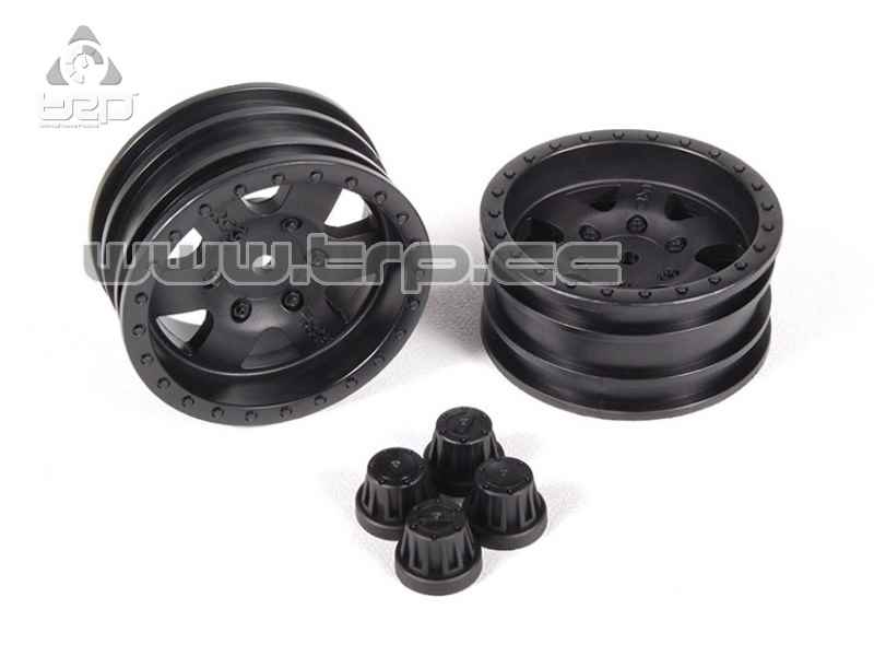 Axial Racing Llantas 1.9 Black Rock CRC