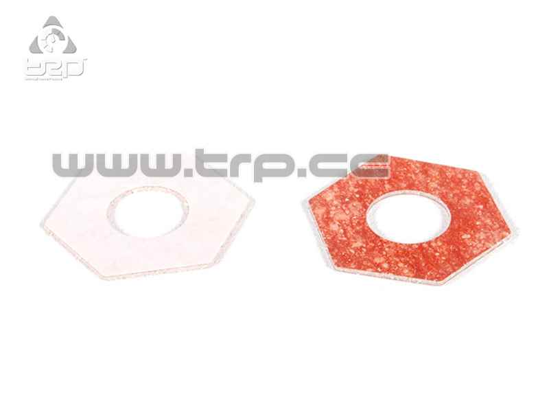 Axial Racing Slipper PLate (AX31026) y (AX31027)