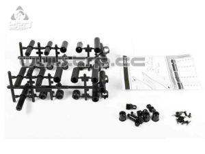 Axial Racing Cardan telescopica universal HD endurecidas