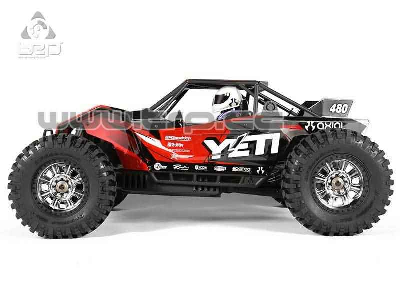 Axial Yeti XL Monster Buggy Escala 1:8