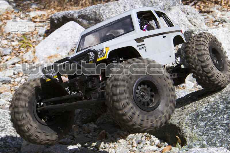 Axial Wraith Spawn RTR (Ready To Run)