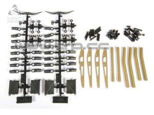 Axial Racing RR10 Bomber Links de aluminio