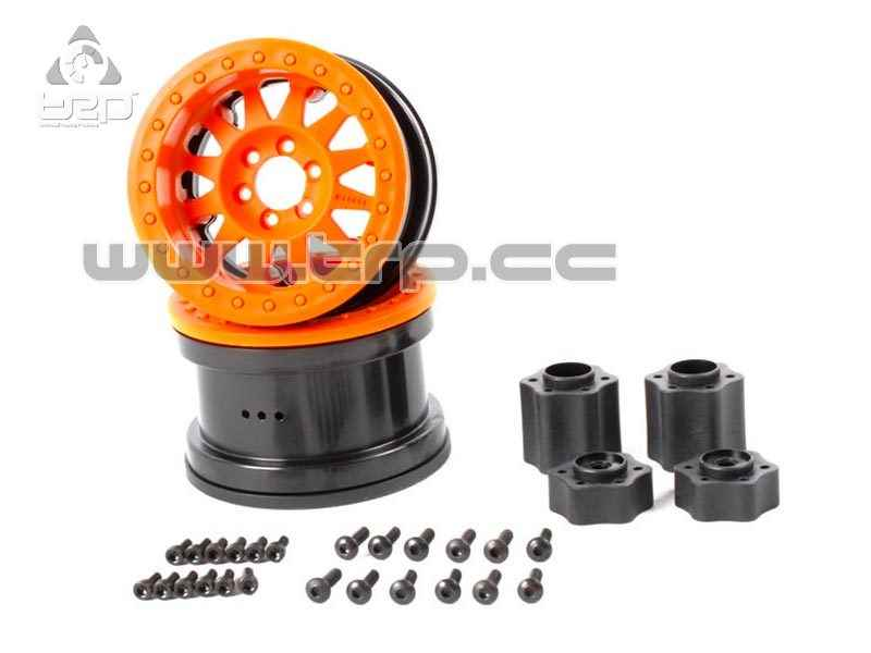 Axial Racing 2.2 Beadlock Wheels IDF (12mm Hex)