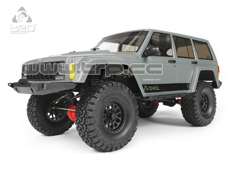 Axial Racing SCX2 RTR Jeep Cherokee