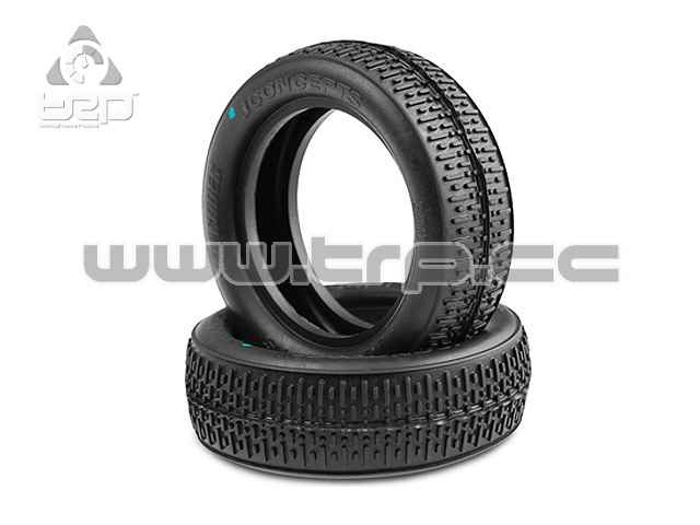 JConcepts Front Tire 1/10th Buggy (Super Soft)