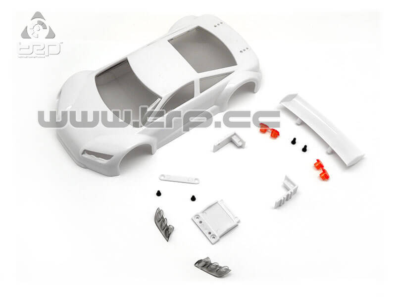 Jomurema Body SET JR GT01 White for paint
