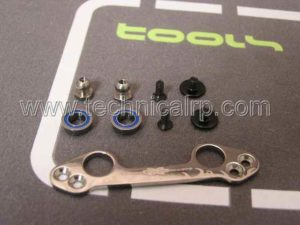 Kyosho Mini Inferno Titanium Steering Crank