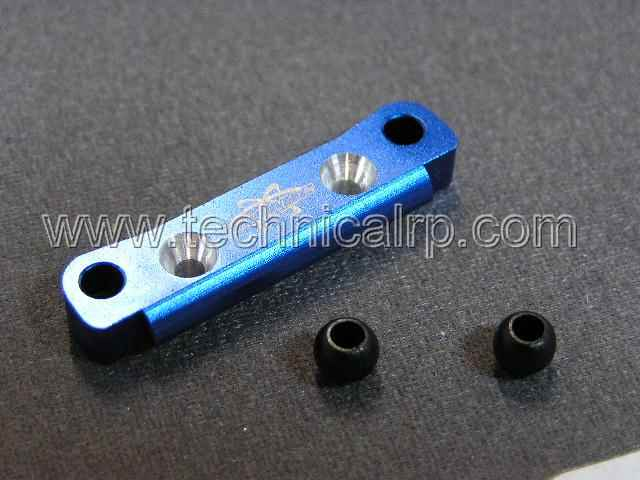 SE Alloy (1*) Rear Arm Pin Mount for Mini Inferno