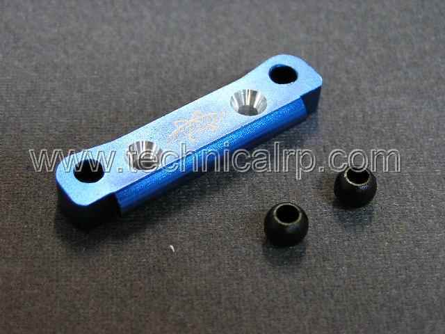 SE Alloy (2*) Rear Arm Pin Mount for Mini Inferno