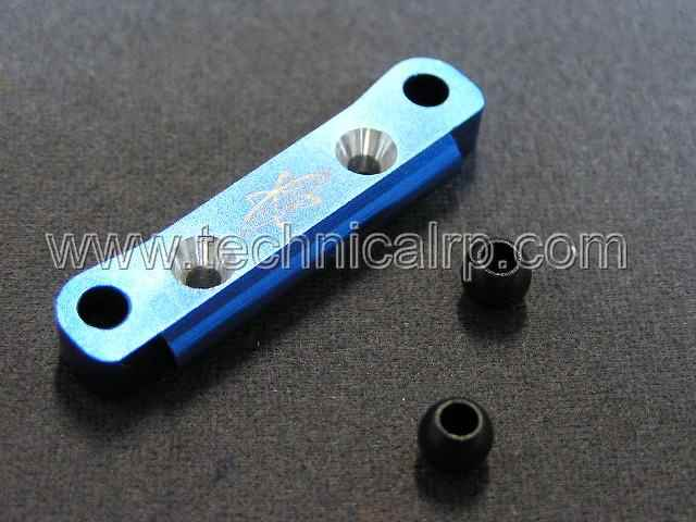 SE Alloy (3*) Rear Arm Pin Mount for Mini Inferno