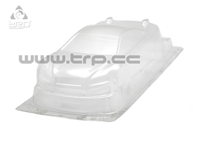 Carrocería de Lexan superligera 98mm IS2 escala 1:28 Mini-Z