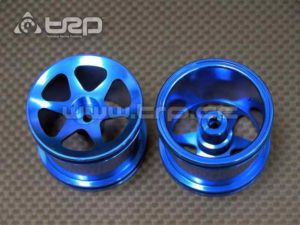 Team associated RC18T Llantas delanteras en Aluminio
