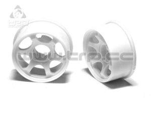 Kyosho MiniZ | Llanta Del. S+1.5 Plástico Diámetro 19