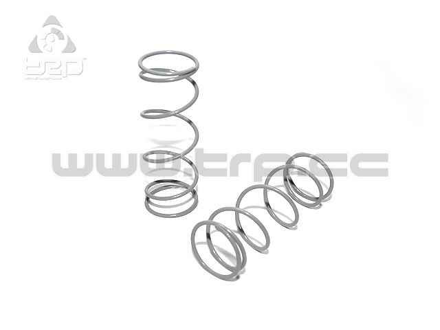 Axial spring 12.5x40mm 3.6lbs Soft (White) 2u for Axial SCX10.