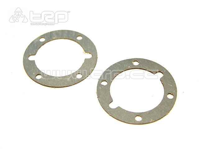 AX Differential Joints 16x25x0.5mm for Axial Scorpion AX10