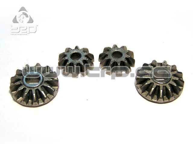 AX Differential pinions for Axial Scorpion AX10 (4 pieces)
