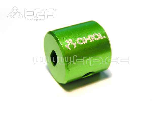 AX Differential locker for Axial Scorpion AX10 (Green colour)