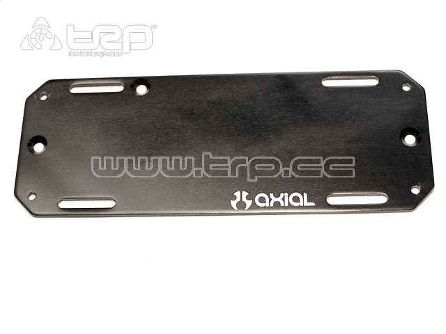 AX Radio Plate for Axial Scorpion AX10 Crawler