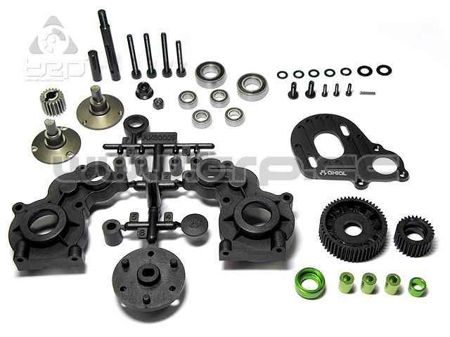 Axial AX10 Scorpion Locked Transmission Set