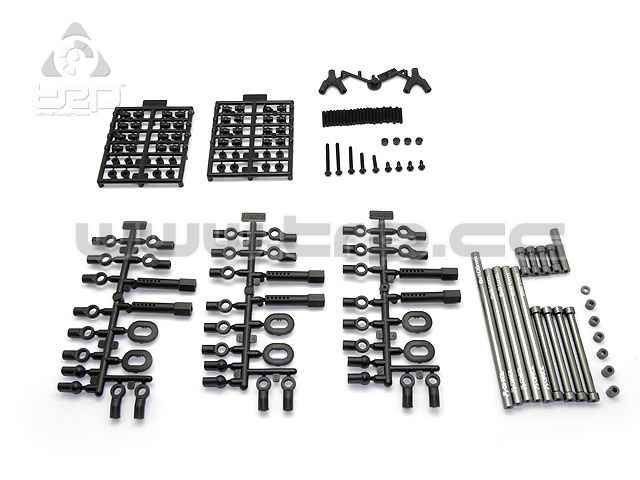 Crawler Axial SCX10 Set de links para 290mm WB (Dingo)