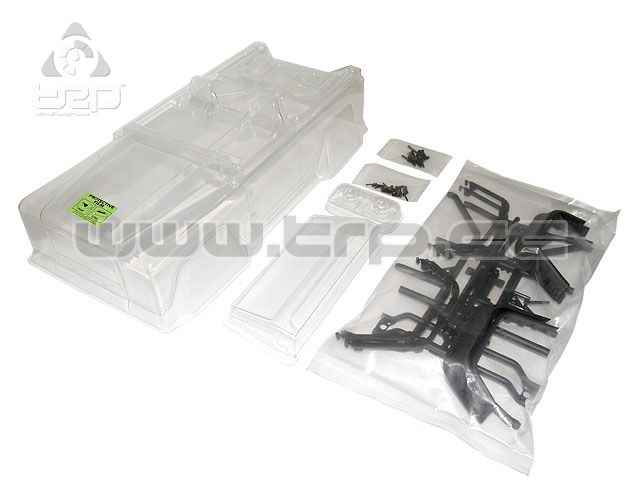 Axial Dingo Truck Body (Clear) for scx10