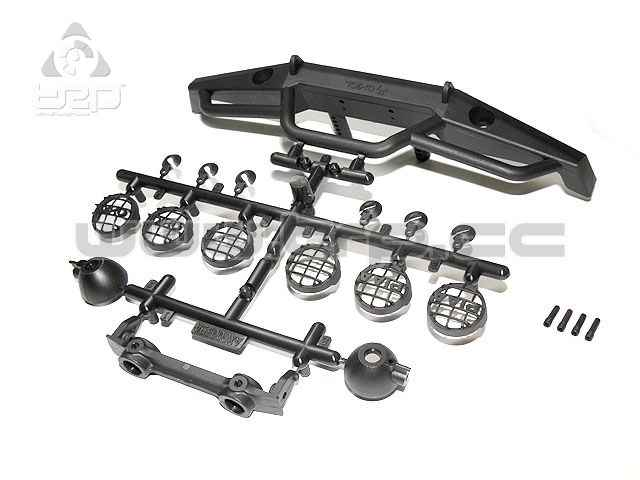 Axial Racing 1/10th Scale front plate bumper set