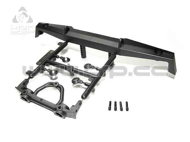 Axial Racing 1/10th Scale rear plate bumper set