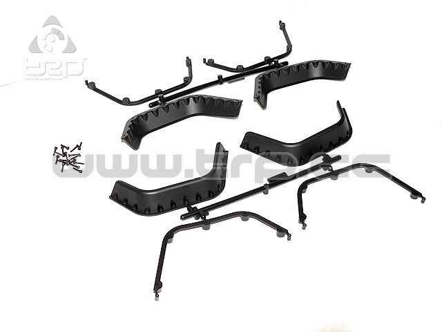 Axial Racing 1/10th Scale fender flare set (2u)