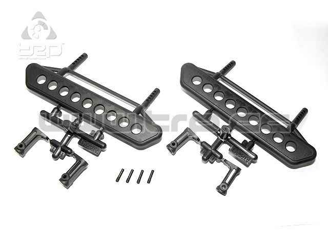 Defensas laterales Crawler Escala Axial SCX10