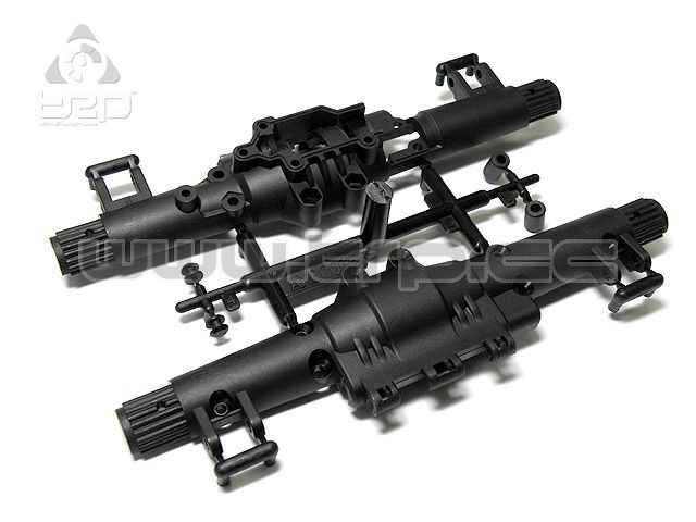 Axial XR10 Rear Axle Case Set