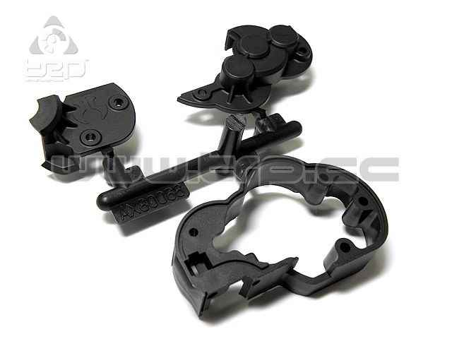 Axial XR10 Gearbox Set