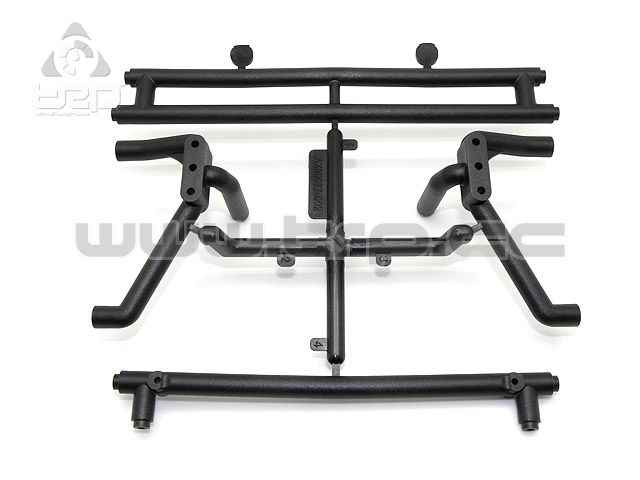 Axial Wraith Tube Frame Shock Front Mount