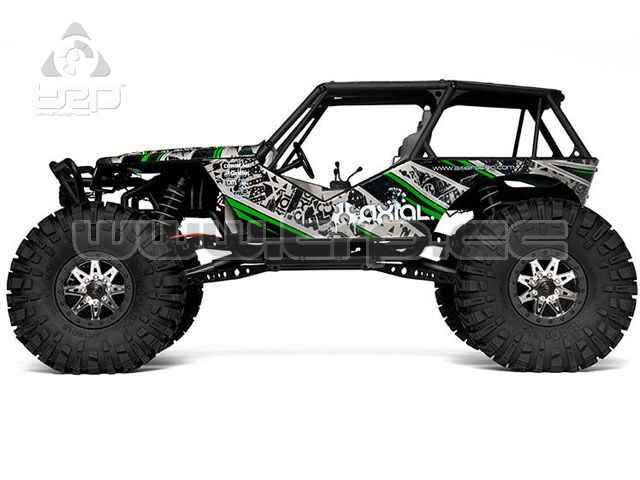 Axial Wraith - 4WD Rock Racer RTR (ready to run)