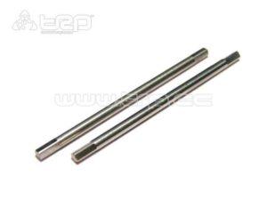Ejes calibrados de 50mm - 3/32 con muesca (2u) Slot