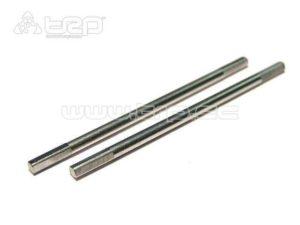 Ejes calibrados de 54mm - 3/32 con muesca (2u) Slot