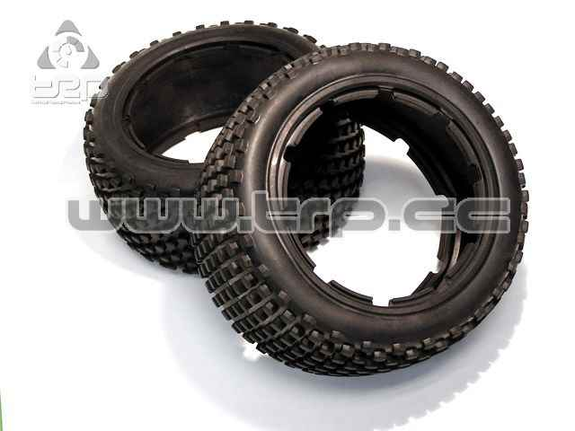 GPM Rear competition Tires for HPI Baja 5B