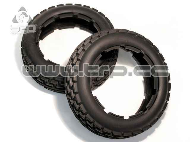 GPM Frontal competition Tires for HPI Baja 5B